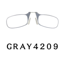 Load image into Gallery viewer, Clip Nose Mini Reading Glasses for women & for men