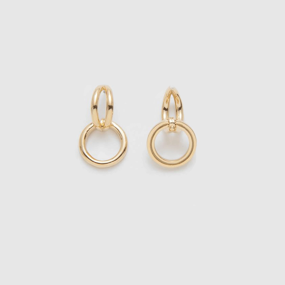 Circle of Life Earring Pair