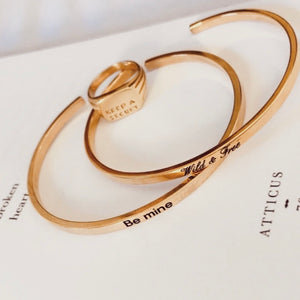 Be Mine bangle