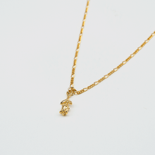 Load image into Gallery viewer, Tiny Rose necklace