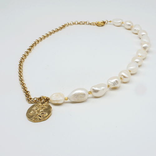 Rosie Pearl Necklace