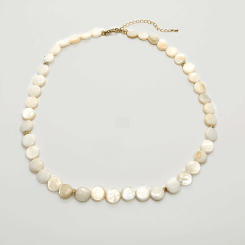 Soft Shell Necklace