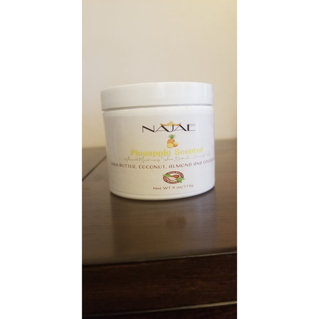 Pineapple Scented Shea by NAJAE