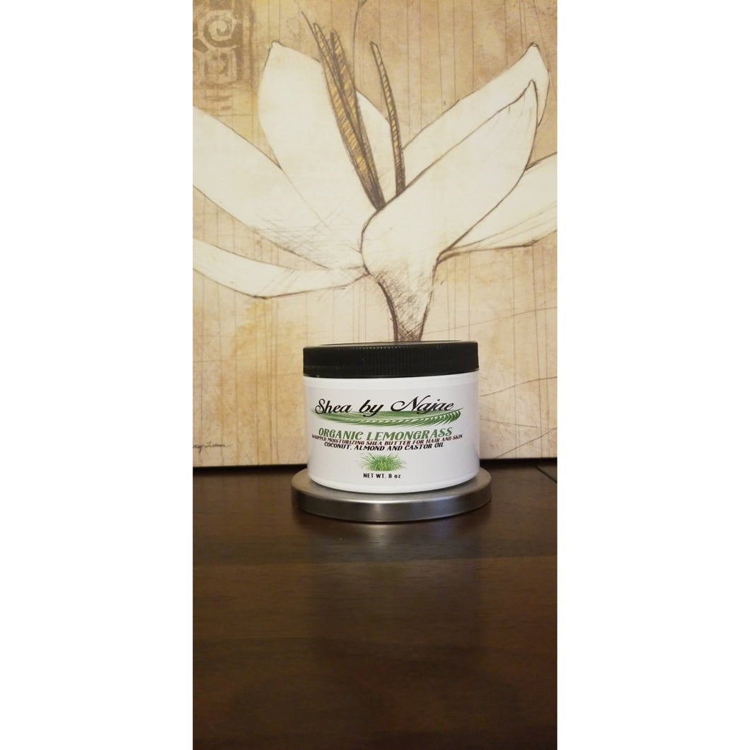 Organic Lemongrass Shea by NAJAE