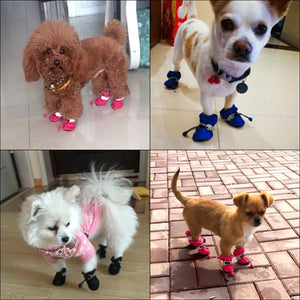 Waterproof Dog Protective Boots