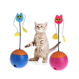 3 IN 1 Electric Cat Toy