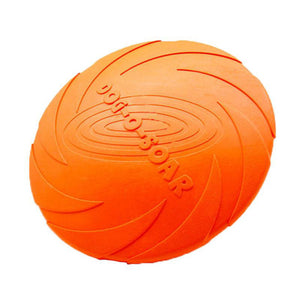 Soft Safety Flying Discs Toys and Water Bowl for Dogs