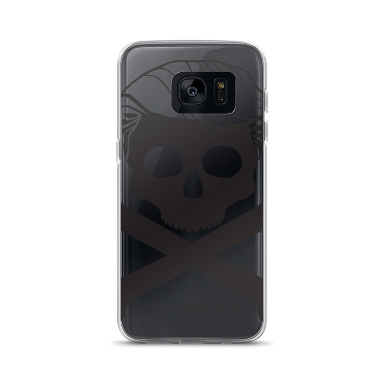 Samsung Case, Wrap Around Black