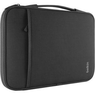 Belkin 11.6 Inch Laptop Sleeve With Handle - Black