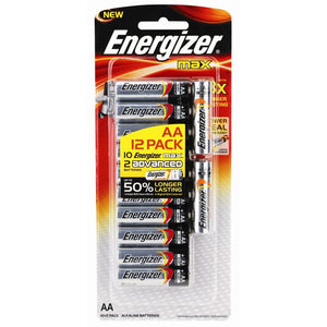 Copy of Energizer Ultra+ AA Batteries - 12Pack
