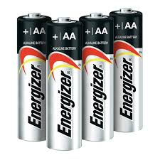 Energizer Ultra+ AA Batteries - 4 Pack