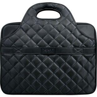 Firenze Toploading 15.6 Inch Laptop Case - Black.