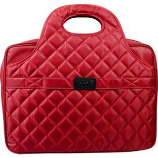 Firenze Toploading 15.6 Inch Laptop Case - Red
