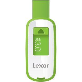 Lexar JumpDrive S23 32GB USB 3.0 Flash Drive - Green