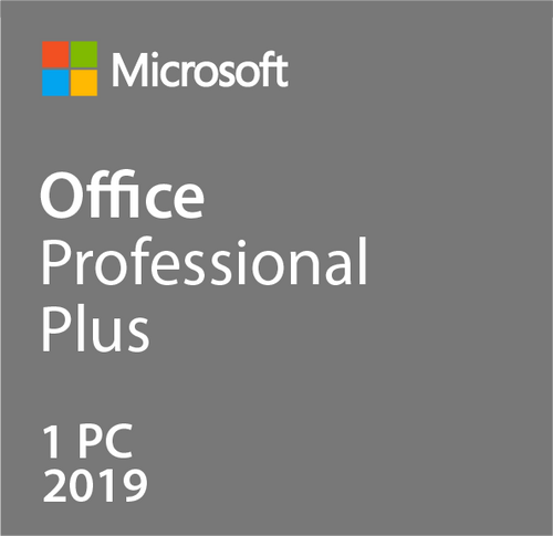Microsoft Office 2019 Professional Plus for Windows PC