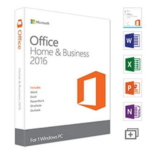 Microsoft Office 2016 Home & Business