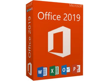 Load image into Gallery viewer, Microsoft Office 2019 Home & Business for Windows PC