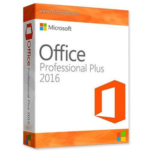 Microsoft Office 2016 Professional Plus for Windows PC