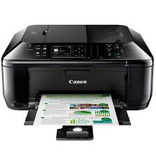 Canon Pixma MX475 All-in-One Wi-Fi Printer.