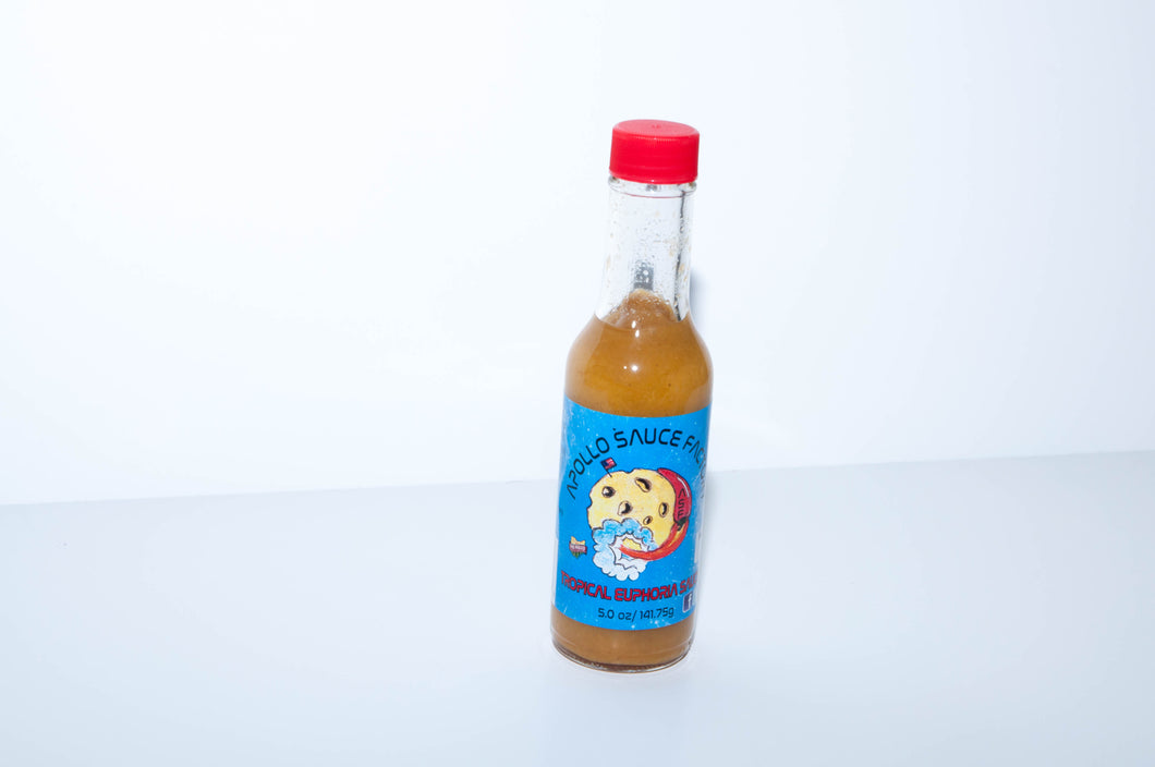 TROPICAL EUPHORIA SAUCE 5 oz