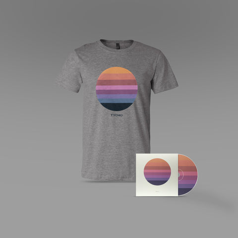 Awake T-shirt + CD Bundle