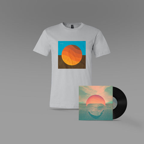 Dive T-shirt + LP Bundle