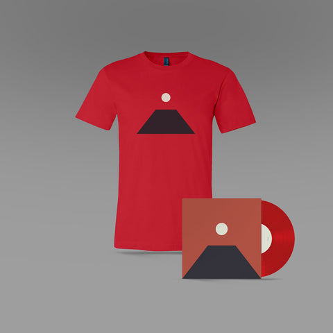 Epoch T-shirt + Red LP Bundle