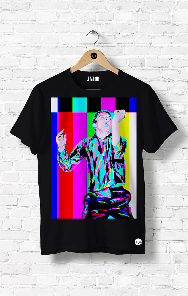 Test Card Music  Dance to the Radio T-Shirt