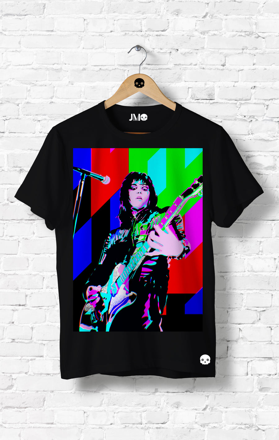 Test Card 'I Love Rock 'n' Roll' T-Shirt