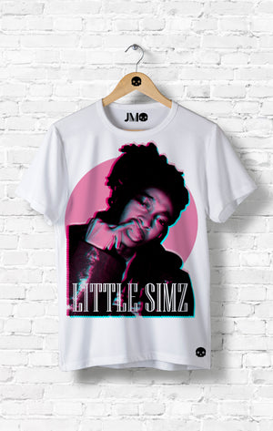 😎 Legends Of Grime LITTLE SIMZ  Tshirt