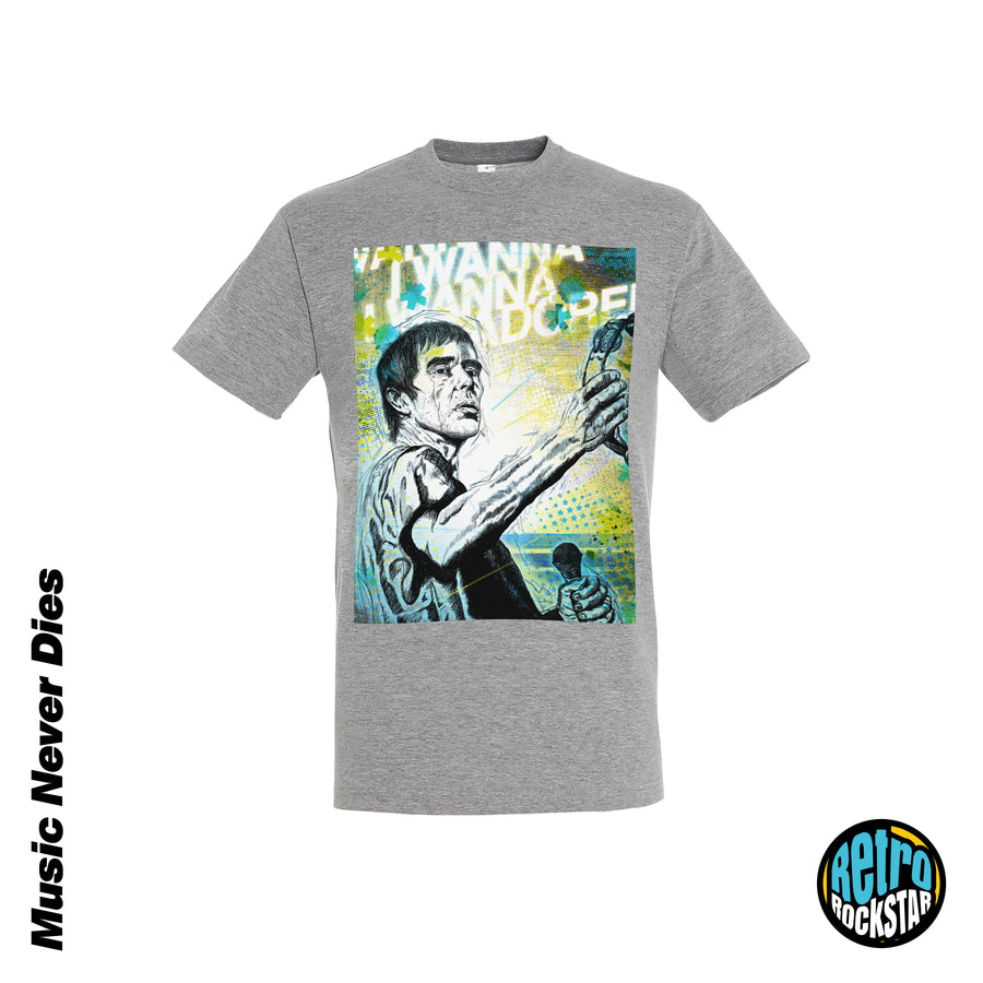 Ian Brown 'Whispers' Tshirt