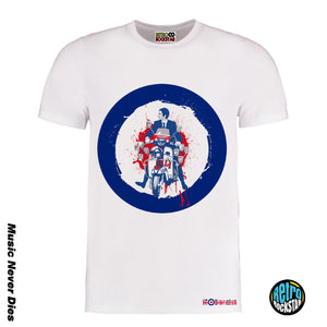 Quadrophenia 'Jimmy On His Bike' Tshirt