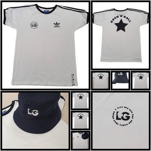 LG 'Rock N Roll' Bespoke T-Shirt