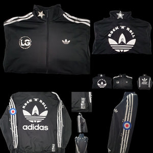 LG 'Why Me Why Not' CUSTOM MADE 3 Stripe ORINIGNALS JACKET