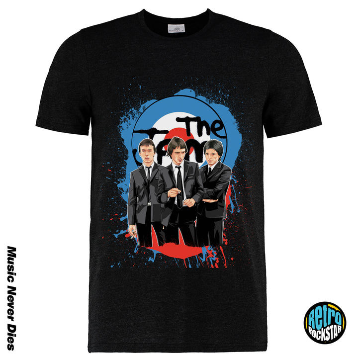 The Jam 'In This City' Tshirt