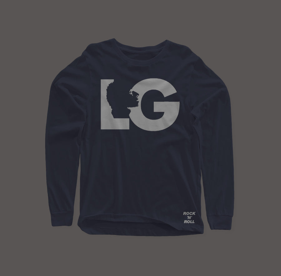 Liam Gallagher 'Rock n Roll' Long Sleeve Tee