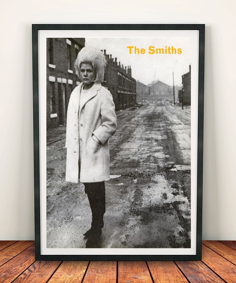 The Smiths 'Heaven Knows I'm Miserable Now' Print