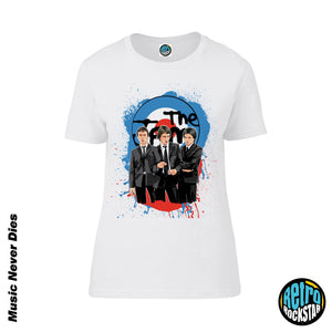 The Jam 'In This City' Ladies Fit Tshirt