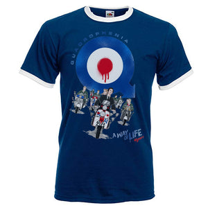 Quadrophenia 'A Way Of Life' Tshirt