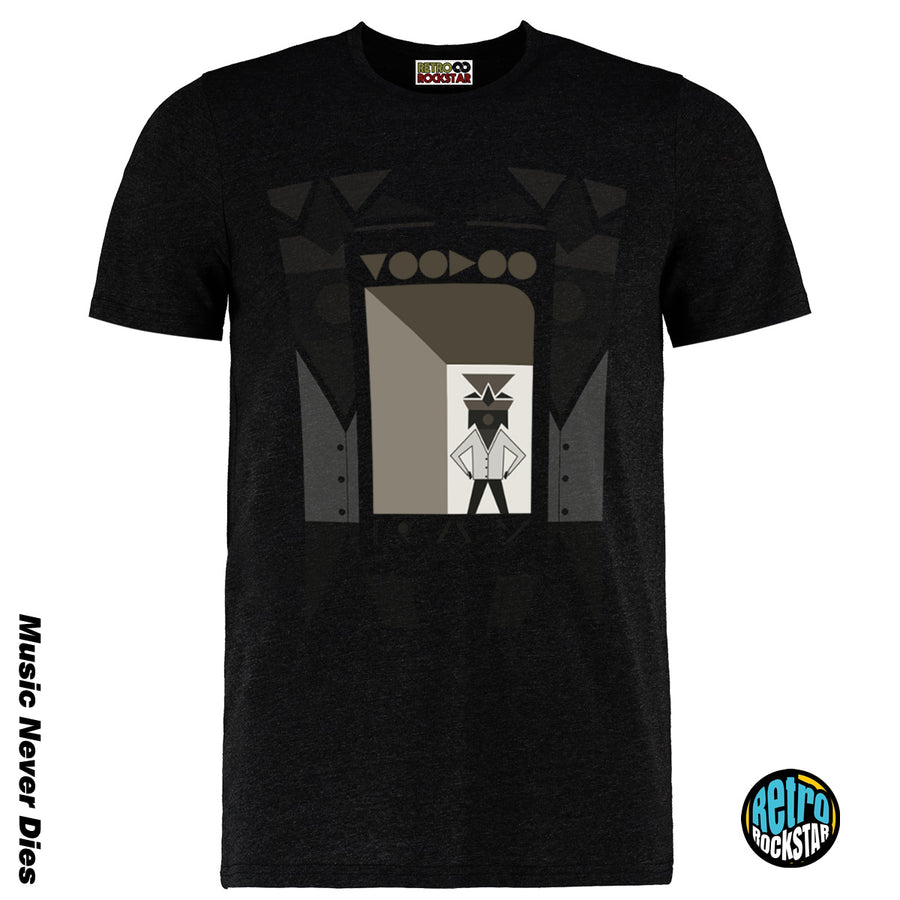 A Guy Called Gerald Voodoo Ray Concept Tshirt