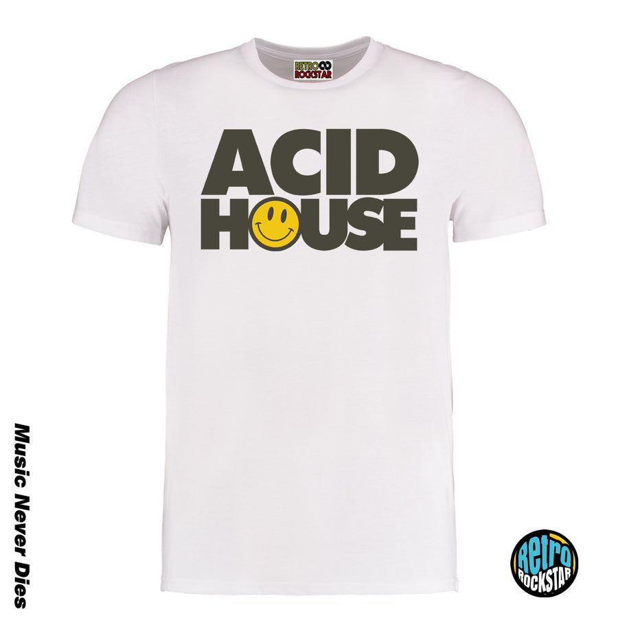Acid House Music  Tshirt