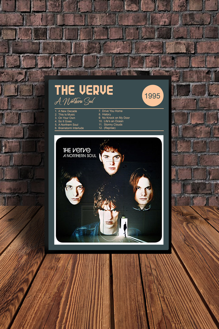 The Verve A northern Soul Print