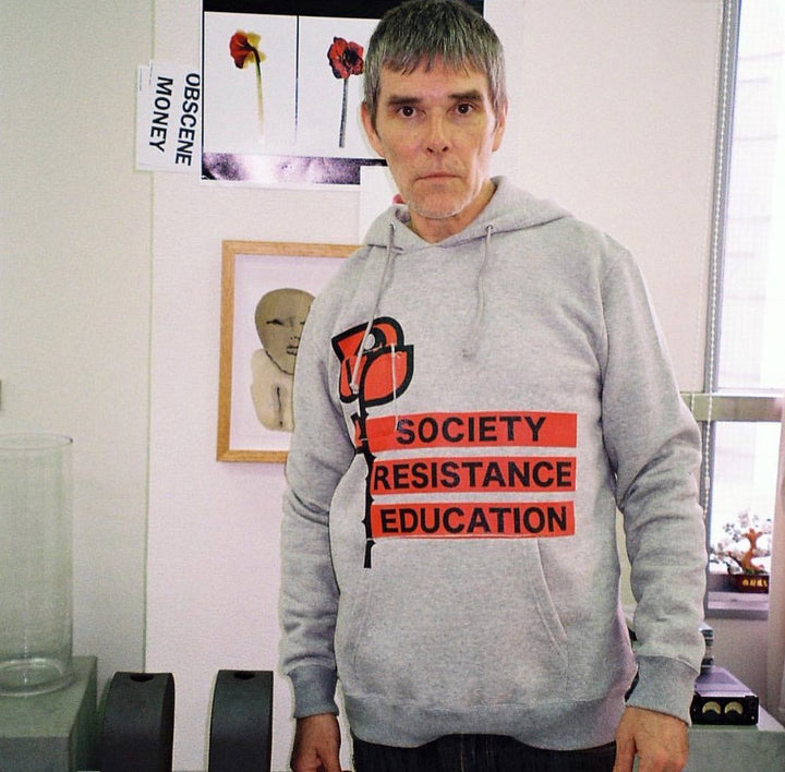 Ian Brown Society Resistance Tshirt