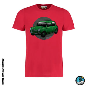 Mini Cooper Retro Tshirt