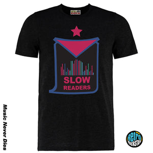 The Slow Readers Club Shield Tshirt