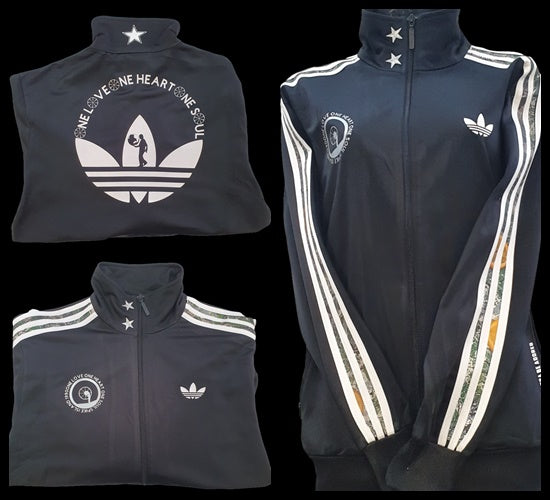 Spike Island Anniversary Custom Made Originals Tracksuit Jacket
