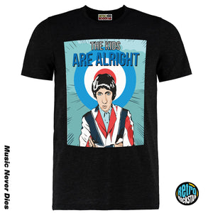 The Who The Kids Are Alright Tshirt