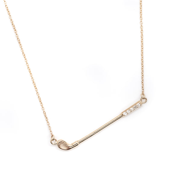 Queen of the Course Necklace