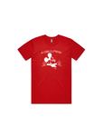 MAKING MOVES KIDS TEE RED