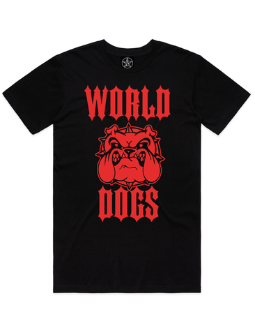 WORLD DOGS STREET TEE
